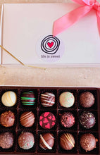 Load image into Gallery viewer, Valentine Life is Sweet Chocolate Truffle Gift Box