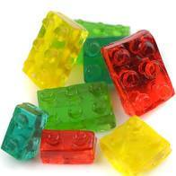 Gummy Lego Blocks 1 LB