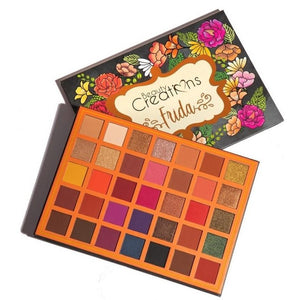 Paleta de sombras Frida-Beauty Creations