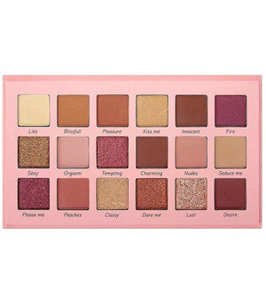 Paleta de sombras Tease Me-Beauty Creations