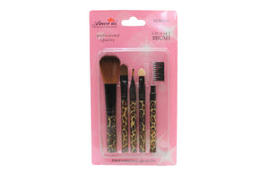 Set de brochas animal print-Amor us