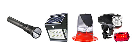 Solar Marine Light Battery