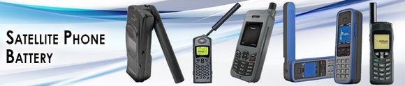 Satellite Phone Battery