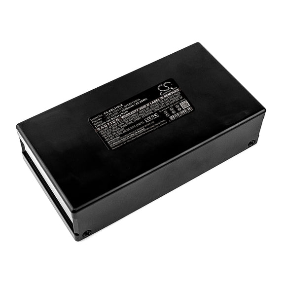 Battery For AGRO R800Li, / ALPINA 124563, AR 1 500, AR2 1200, AR2 600, - vintrons.com