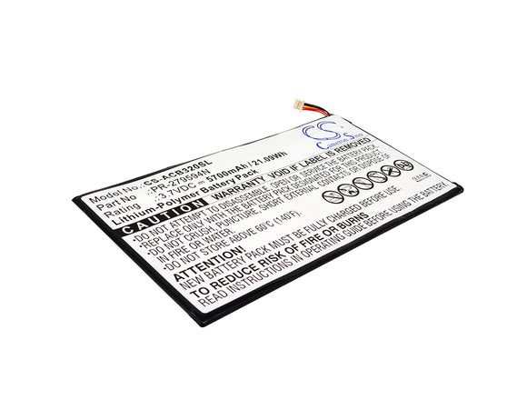 Acer PR-279594N Battery For Acer Iconia One 10, - vintrons.com