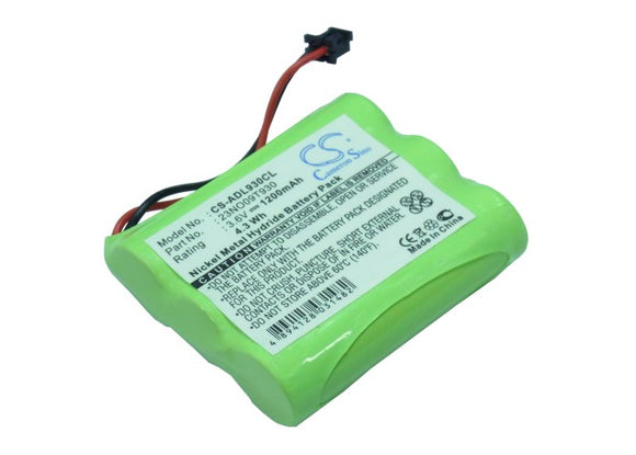 Battery For AEG BT-192, CLT5, CS41, Flair CS41, Flair D, Flair DA, - vintrons.com