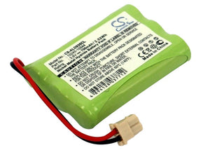 AUDIOLINE 10245-10544 Replacement Battery For AUDIOLINE CDL935G, / TELE2 i-HEAR, - vintrons.com