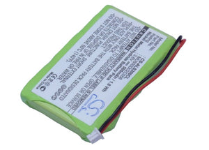 AUDIOLINE MU500D02C056 Replacement Battery For AUDIOLINE 591738, G61224XT00, Oyster 200, Oyster 500, - vintrons.com