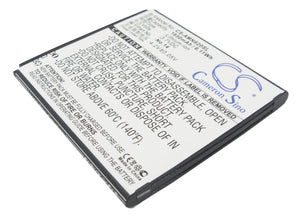 AMOI No.14 Replacement Battery For AMOI N818, N820, N821, N828, N828T, N850, - vintrons.com