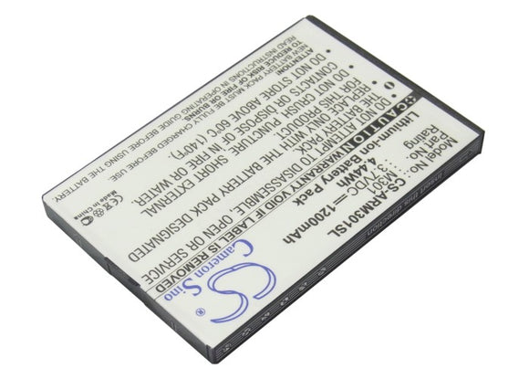 AURO M301 Replacement Battery For AURO M301, - vintrons.com