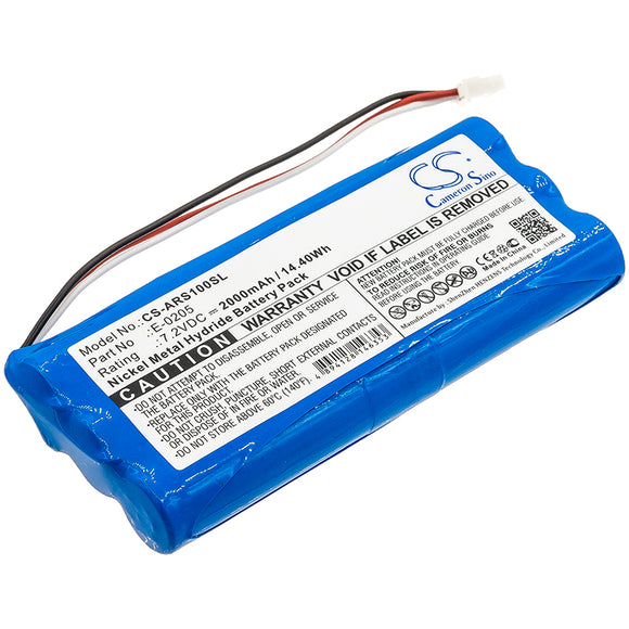 E-0205 Battery For AARONIA Spectran Handheld Spectrum Analyzer V1, - vintrons.com