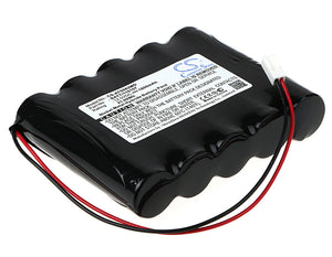Battery For ATMOS Aspirateur Mucosite Atmolit16N, Atmolit N, - vintrons.com