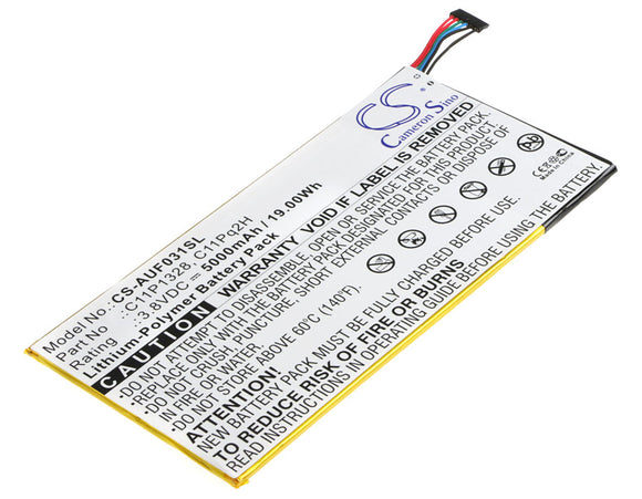 Battery For ASUS K010, Pad Transformer Pad TF103CG, - vintrons.com