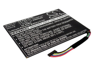 Battery For ASUS Eee Pad Transformer TF101, - vintrons.com
