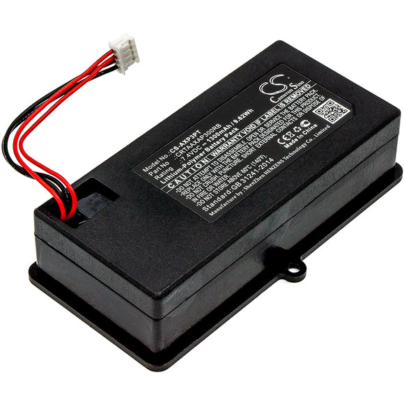 AAXA CRTAAXAP300RB Replacement Battery For AAXA P300 Pico Projector, - vintrons.com