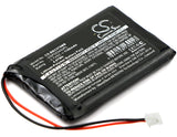 BABYALARM GSP053450PL Replacement Battery For BABYALARM BC-5700D, Neonate BC-5700D, - vintrons.com