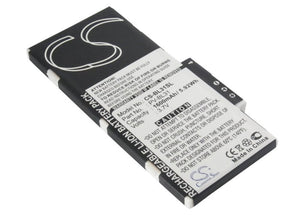 Battery For SHARP PV-BL31, / T-MOBILE Sidekick iD, Sidekick LX, - vintrons.com