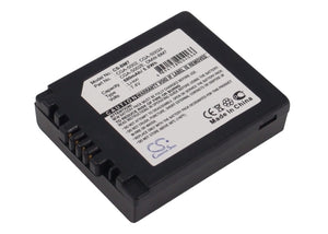Battery For PANASONIC DMC-FZ10, DMC-FZ10EB, DMC-FZ10EG-K, - vintrons.com