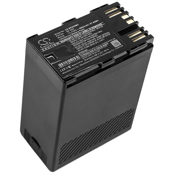 Canon BP-A65 Battery For Canon EOS C200, EOS C300 Mark II PL, XF705, - vintrons.com
