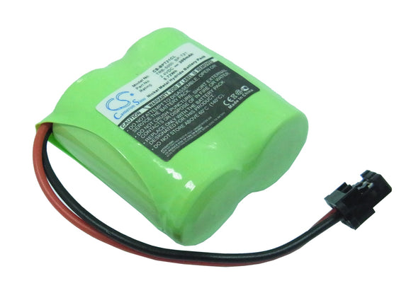 Battery For MEMOREX MPH-6050, MPH-6250, MPH-6250BAT, MPH-8250, - vintrons.com