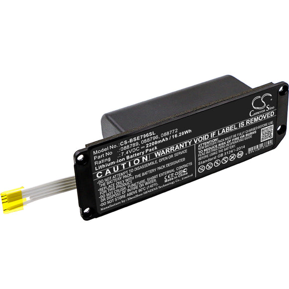BOSE 088772, 088789, 088796 Replacement Battery For BOSE Soundlink Mini 2, - vintrons.com