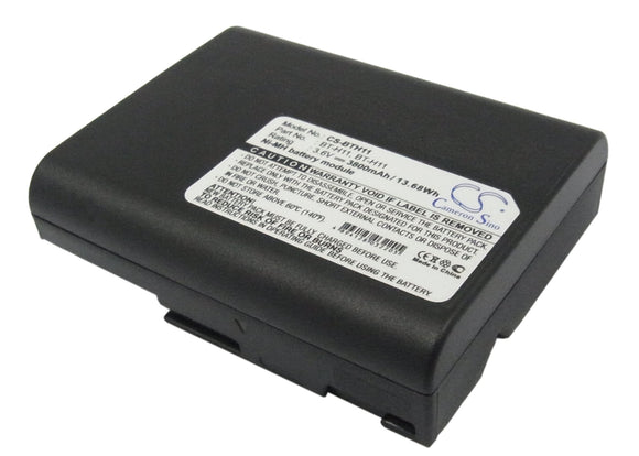Sharp BT-H11 Battery Replacement For Sharp VL-A10, - vintrons.com