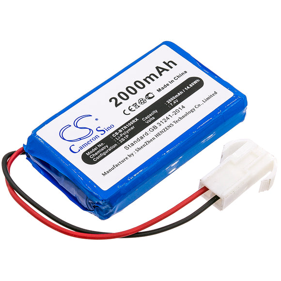 Replacement Battery For BROOKSTONE Rover Revolution, - vintrons.com