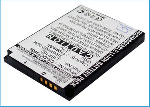 Battery For HTC S630, S710, S711, S730, VOX, Wings 100, - vintrons.com