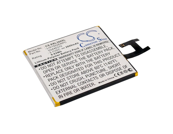 Battery For Sony Ericsson Xperia Z, C2305, C6602, C6603, C6606, C6616, - vintrons.com