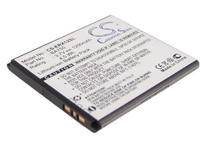 Battery For SONY ERICSSON acro, Anzu, IS11S, LT15a, LT15i, LT18, - vintrons.com