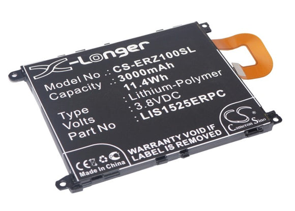 Battery For SONY ERICSSON C6902, C6903, C6916, C6943, Honami, - vintrons.com