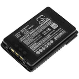 YAESU SBR-24L Replacement Battery For YAESU FT-70D, FT-70DR, FT-70DS, - vintrons.com