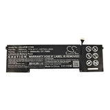 Battery For HP Omen 15-5000NW, Omen 15-5002TX, Omen 15-5003TX, - vintrons.com