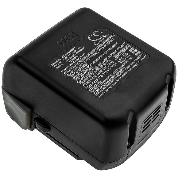 Battery For HITACHI 14DSL, C 14DSL, C 14DSL2, C 14DYSL, C 14DYSL2,