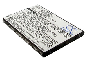 35H00152-00M, 35H00159-00M, BA S530, BA S590 Battery For HTC C510, Desire S, G15, - vintrons.com