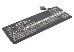 Battery For APPLE A1456, A1507, A1526, A1532, iPhone 5C, - vintrons.com