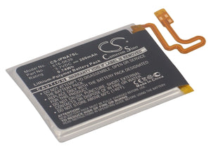 APPLE 616-0639, 616-0640 Replacement Battery For APPLE A1446, iPod Nano 7, iPod Nano 7th, - vintrons.com