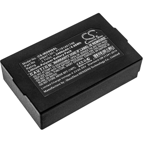 IRIDIUM P1181401746, WBAT1301 Replacement Battery For IRIDIUM 9560, Go, - vintrons.com