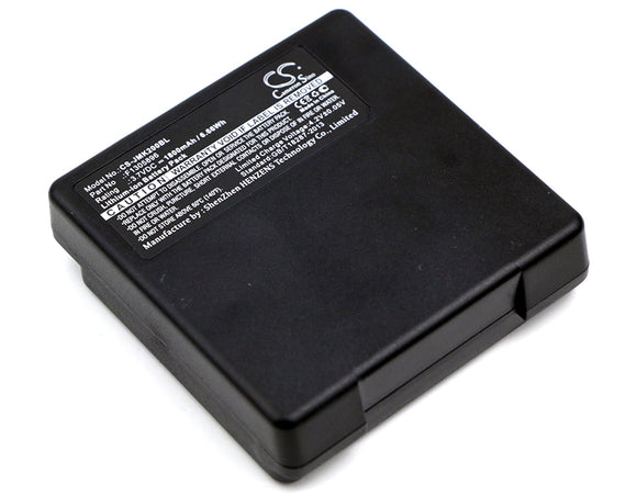 Battery For JAY Beta6 Two-way Radio, Gama10 Remote control security, - vintrons.com
