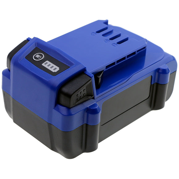 6000mAh Battery For KOBALT KDD 524B-03, KB124-03, KB224-03, KB424-03,