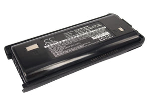 Battery For KENWOOD NX240, NX248, NX340, NX348, TK-2200, TK-2200L, - vintrons.com