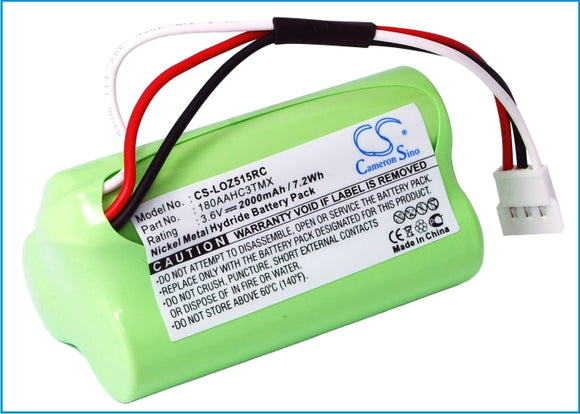 LOGITECH 180AAHC3TMX Replacement Battery For LOGITECH Z515, - vintrons.com