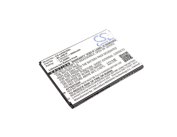 Battery For LG F800, F800K, F800L, F800S, H910, H915, H918, H990, - vintrons.com