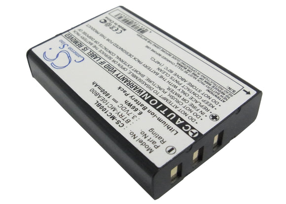 Battery For SYMBOL MC1000, WASP WDT3200, WDT3250, WPA1200, - vintrons.com