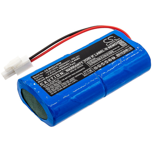 Battery For MOSQUITO Defender, Executive, H-SC3000X4, Independence,