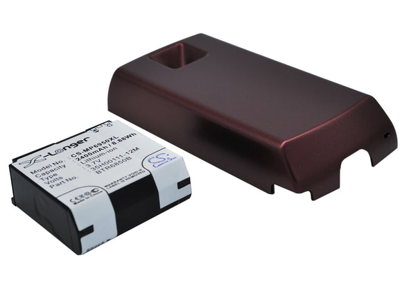 SPRINT 35H00111-12M, BTR6850, BTR6850B Replacement Battery For SPRINT Diamond Pro, MP6590, PPC6850, VX6950, - vintrons.com