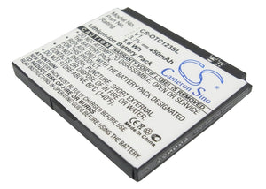 ALCATEL V1 Replacement Battery For ALCATEL OT-C123, OT-C123A, - vintrons.com
