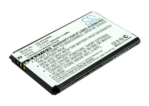 ALCATEL TB-40BA Replacement Battery For ALCATEL One Touch C60, OT-C60, / TCL E330, T36, - vintrons.com