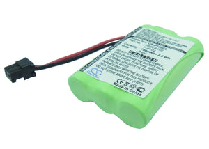Battery For GP GP60AAAH3BMS, / PANASONIC KX-TC1210, KX-TC1220, - vintrons.com
