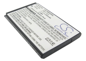 Battery For AUDIOVOX CDM-8964, Shuttle, / PANTECH Breeze, C520, C7300, - vintrons.com